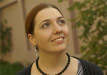 Анастасия (Аврора) Брязгина. Фото с личной страницы в Facebook