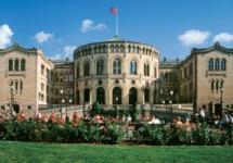 Стортинг - парламент Норвегии. Фото: stortinget.no