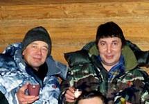 Павел Сопот (слева) и Эдуард Тагирьянов. Фото: 2006.novayagazeta.ru