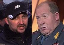 Вадим Коровин и Виктор Кирьянов