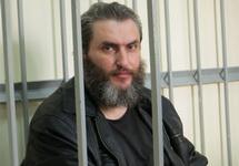 Борис Стомахин в Бутырском суде 14.05.2013. Фото Елены Санниковой