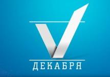 Логотип Партии 5 декабря