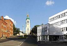 Здание Российского федерального ядерного центра в Сарове. Фото с сайта РФЯЦ