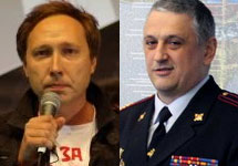 Петр Царьков и Дмитрий Дейниченко