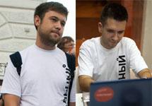 Василий Дровецкий (слева, фото Е.Ростуновой) и Олег Козловский