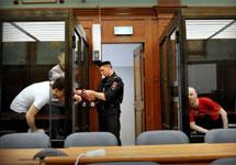 "В зале суда по ""делу 12-ти"". Фото Л.Барковой/Грани.Ру"