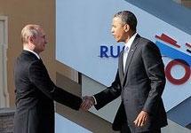 Путин и Обама на саммите G20 в Петербурге. Фото пресс-службы Кремля