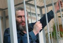Борис Стомахин в Бутырском суде 12.09.2013. Фото Елены Санниковой