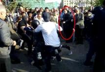 Скриншот видео Леонида Беделизова. Отмечен Михаил Косенко