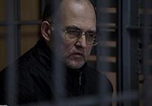 Сергей Кривов на 61-й день голодовки. Фото: А.Барошин