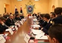 Заседание в СКР. Фото: sledcom.ru