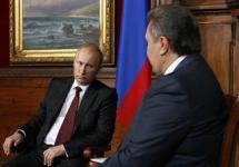 Владимир Путин и Виктор Янукович. Фото пресс-службы Кремля