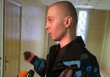 Владимир Акименков после освобождения. Фото Дмитрия Зыкова/Грани.Ру