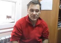 Евгений Витишко в туапсинском спецприемнике, 16.02.2014. Кадр видео с youtube-канала Эковахты