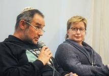На совещании по блокировкам сайтов. Фото Ники Максимюк/Грани.Ру