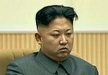 Ким Чен Ын. Кадр НТВ