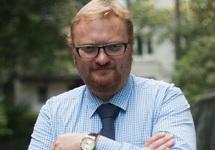 """Виталий Милонов. Фото из инфогруппы депутата во """"Вконтакте"""""""