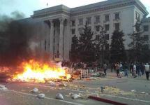 Разгром одесского Антимайдана. Фото: facebook.com/vitaliy.umanets