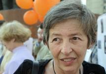 Елена Рябинина. Фото Грани.Ру