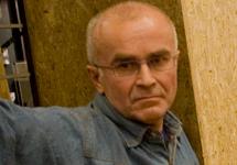 Андрей Миронов в Сахаровском центре. Фото Дмитрия Борко