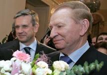 Михаил Зурабов и Леонид Кучма. Фото: unian.net