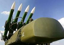 """Зенитно-ракетный комплекс """"Бук-М1"""". Фото с сайта mil.ru"""