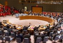 Голосование в СБ ООН. Фото: un.org