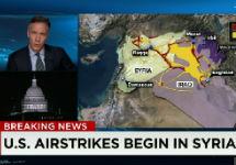 CNN сообщает об операции в Сирии