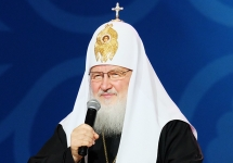 Патриарх Кирилл. Фото: patriarchia.ru