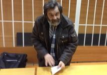 Сергей Мохнаткин в Тверском райсуде, 01.12.2014. Фото Ивана Михайлова