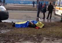 Погибший при взрыве на Марше единства в Харькове. Фото: soborna.com