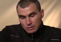 Сергей Литвинов. Кадр видеозаписи СКР