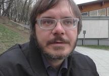 Станислав Поздняков после избиения. Кадр Граней.Ру