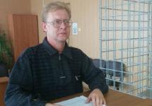 Александр Бывшев в Кромском суде 07.07.2015. Фото Ю.Тимофеева/Грани.Ру