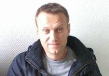 Алексей Навальный в Замоскворецком суде. Фото Грани.Ру