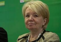 Эмилия Слабунова. Фото: yabloko.ru