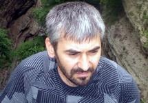 Хизир Ежиев. Фото с личной ВК-страницы
