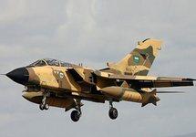 Самолет саудовских ВВС. Фото: islamtimes.org