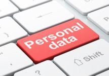 Персональные данные. Иллюстрация с сайта Роскомнадзора