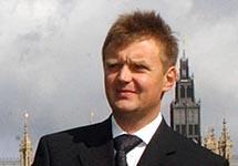 Александр Литвиненко. Фото: www.svoboda.org