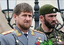 Рамзан Кадыров и Магомед Даудов. Фото: caucasreview.com