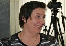 Екатерина Вологженинова в суде. Фото Глеба Эделева