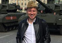 Артур Очеретный. Фото с личной ФБ-страницы