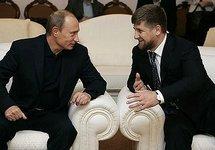 Владимир Путин и Рамзан Кадыров. Фото: kremlin.ru