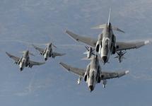Самолеты турецких ВВС. Фото: hvkk.tsk.tr