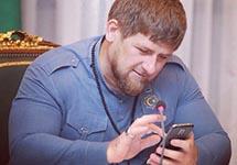 Рамзан Кадыров. Фото: topnews.ru