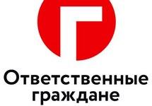 """Фрагмент логотипа группы """"Ответственные граждане"""""""