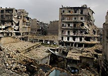 Алеппо.Фото: veteranstoday.com