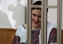 Надежда Савченко. Фото Дмитрия Борко/Грани.Ру
