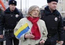 Задержание на Триумфальной площади. Фото Дм. Борко/Грани.Ру